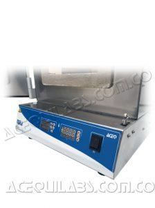 Horno Mufla para laboratorio / Panel de Control