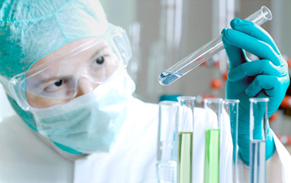 Manipulación de sustancias quimicas